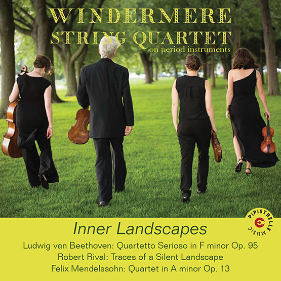 Windermre String Quartet: Inner Landscapes