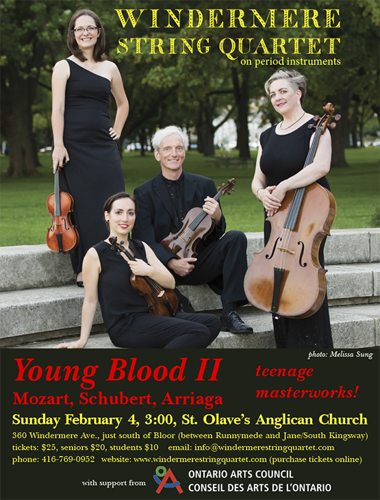 Young Blood II, Feb 4, 2018