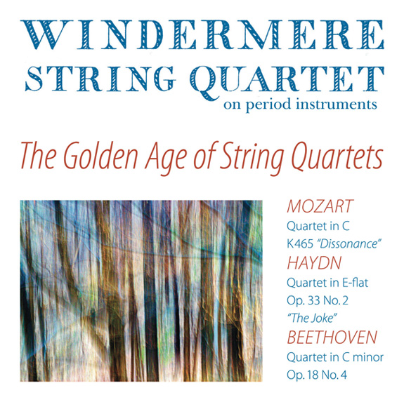 The Golden Age of String Quartets